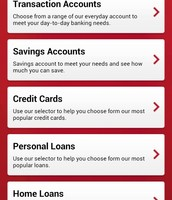 Bank easier