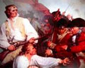 The battle of Antitam