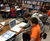 46. Hour of Code using Scratch