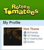 9. Rottentomatoes.com