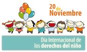 CONVENCIÓN INTERNACIONAL SOBRE LOS DERECHOS DE LOS NIÑOS