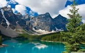 Emerald Lake and the Canadian Rockies