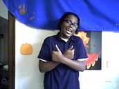 Ms.Day's Star Student - Hajee Moore!