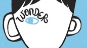 "Almost finished with ""Wonder""!"