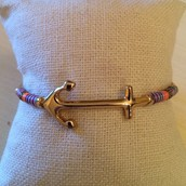 Voyager cuff - gold