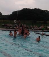 Pool Football Game