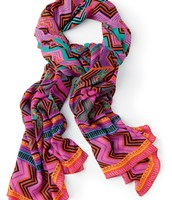 Union Square Scarf - Frida Print was $59 now $29.50