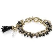 Chole + Isabel Atlas Toggle Bracelet