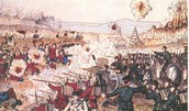 1850-1864 Taiping uprising in China