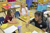 Practicing Place Value in Small Groups