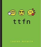 TTFN by Lauren Myracle