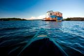 The Vertical Underwater System or V.U.S for short
