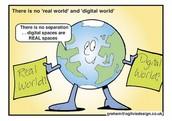 Gerçek Dünya X Dijital Dünya
