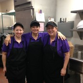 Our AWESOME cafeteria staff!!!!