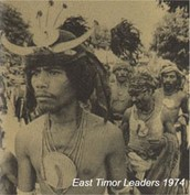 East Timor information