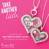 LARGE AND MEDIUM HEARTS WITH PIECES TO SHARE!
