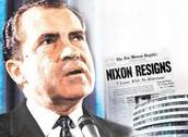 Richard Nixon and his involvement