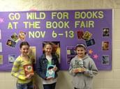 Your Crone LMC Annual Book Fair Provides...