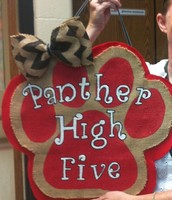 CHS Panther High Five!