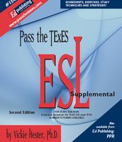 ESL TExEs #154 Certification Prep Course