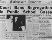Eisenhower and Desegregation in the South
