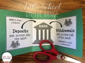 Difference between a Deposit and a Withdrawal