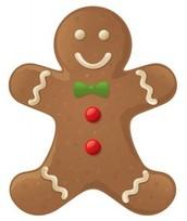 DECEMBER RECIPE - Gingerbread Men