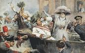 June 28, 1914 - The Assassination of Archduke Franz Ferdinand