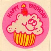 Happy Birthday to. . .