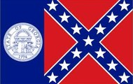 Georgia's Flag