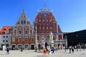Riga Town Hall