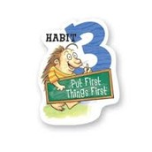 Habit 3 — Put First Things First