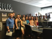 ASAP Class of '17 at Wagon Wheel Broadcasting