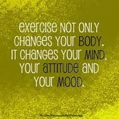 No Only Changes Your Body