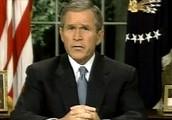 George Bush and 9-11