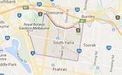 Voudrais-vous habiter en Maison de ville en South Yarra?