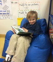 Our New Reading Chair