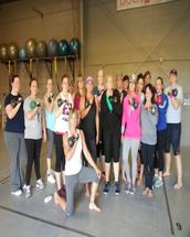 Whole Body Boot Camp, Clovis, CA