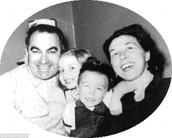 Hillary's family