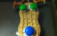 You're never too old for Reindeer cookies!
