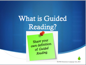 Define Guided Reading