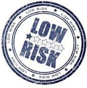 LOW RISK & HIGH REWARD