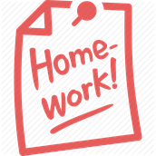 Homework and Missing Work Information: