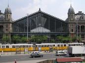 Estació del Nord de Budapest