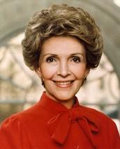 Why Nancy Reagan?