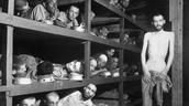 Inside Buchenwald Barracks