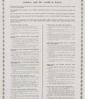 """""""The Freedom Charter"""""""
