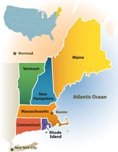 New England Regions