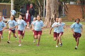 Year 3 To 6 Cross Country