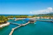 Ocean World Adventure Park, Marina, Casino